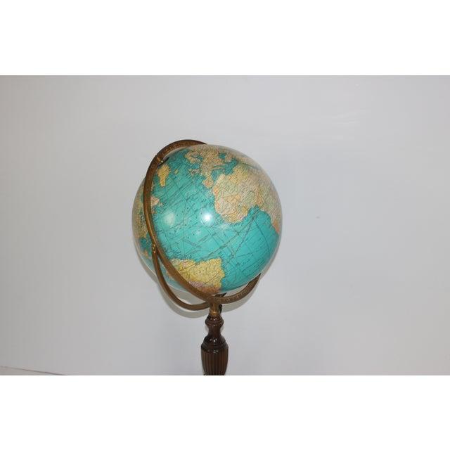 Vintage 1940s Globe Floor Lamp - Image 3 of 5