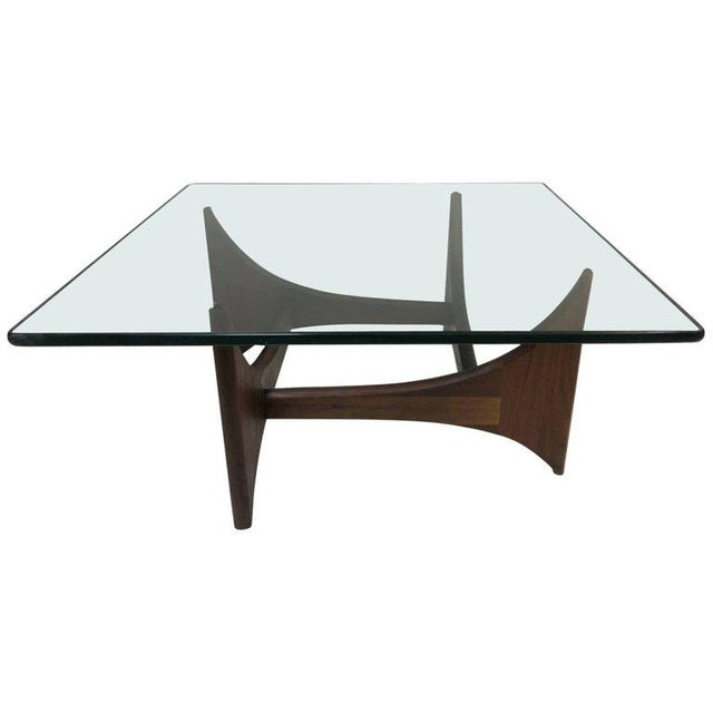 dd642cd27e18 Adrian Pearsall Mid Century Modern Coffee Table by Adrian Pearsall For Sale  - Image 4 of