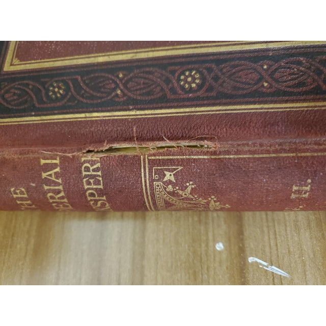 1873 the Works of Shakespeare Books - Set of 4 For Sale In Houston - Image 6 of 13