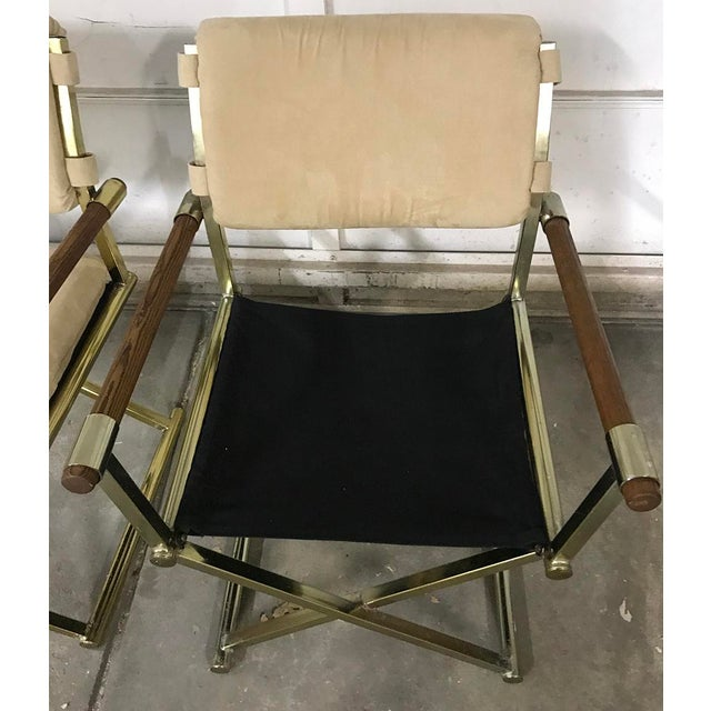 Outstanding 1970S Vintage Milo Baughman Style Chairs A Pair Download Free Architecture Designs Rallybritishbridgeorg
