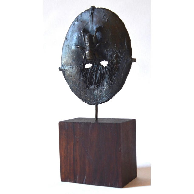 Mid-Century Modern Mid Century Modern Bronze Sculpture, France 1960s For Sale - Image 3 of 7