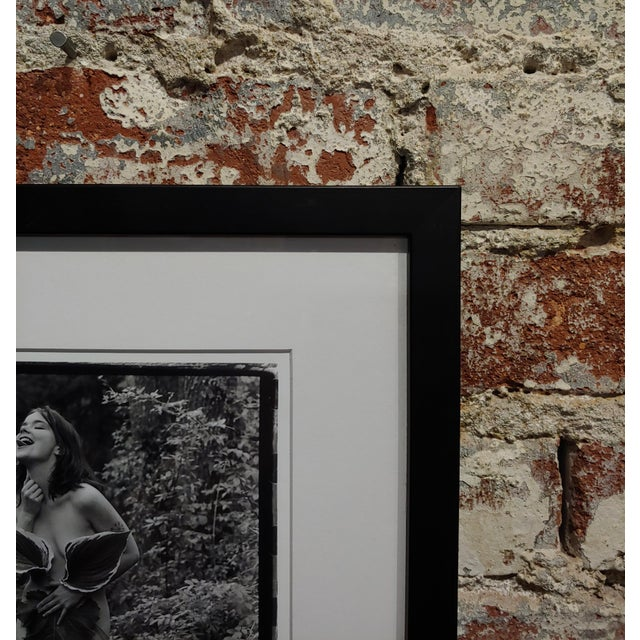 1990s Bjork Nude in Woodstock- Photograph Signed by Laura Levine, 1991 For Sale - Image 5 of 10
