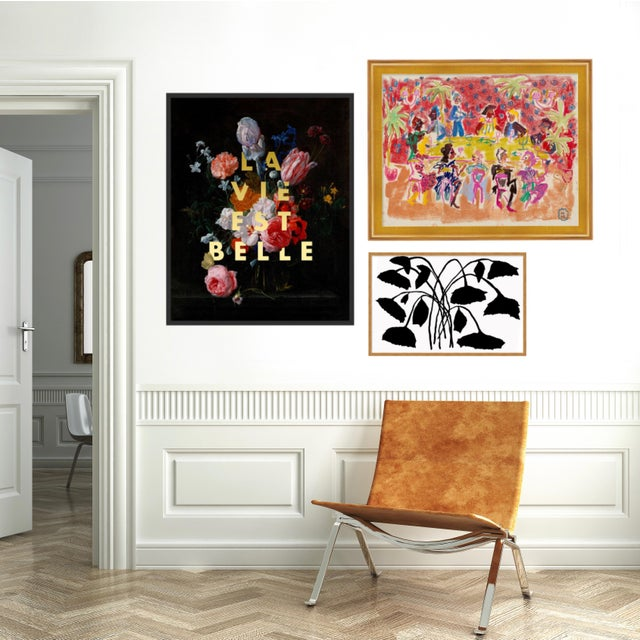 Contemporary Park Avenue Gallery Wall, Set of 3 For Sale - Image 3 of 11