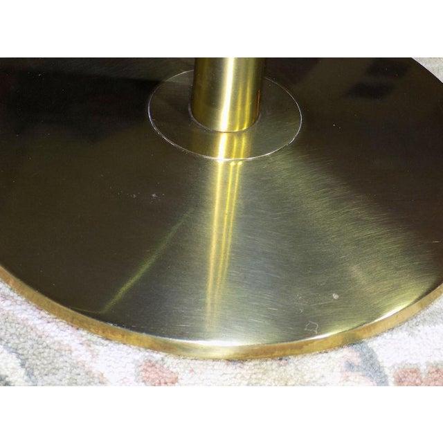 1960s Mid-Century Modern Stiffel Starburst Brass Torchiere Floor Lamp For Sale - Image 12 of 13