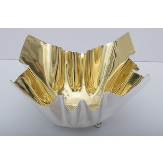 1970s Vintage Italian Gold-Wash Bowl Preview