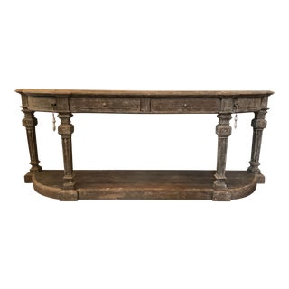 Zentique RockFord Console Table For Sale