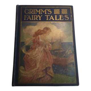 "1913 ""Grimm's Fairy Tales"" Book"