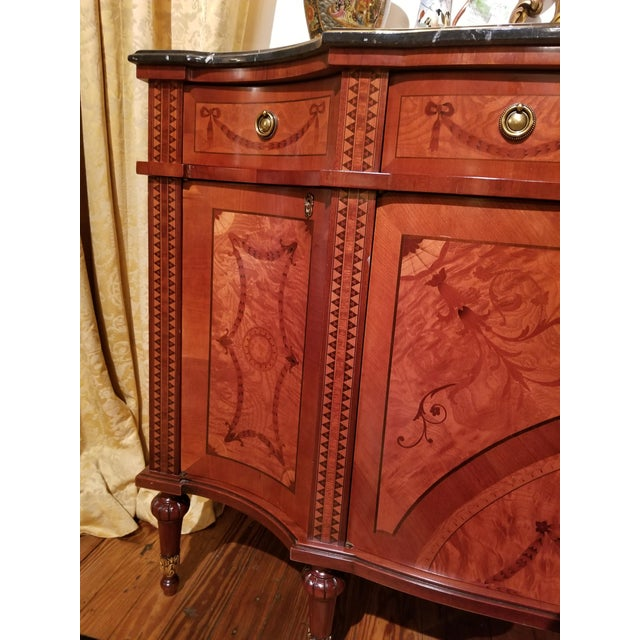 David Michael English Sideboard From the Waldorf Astoria For Sale - Image 11 of 12