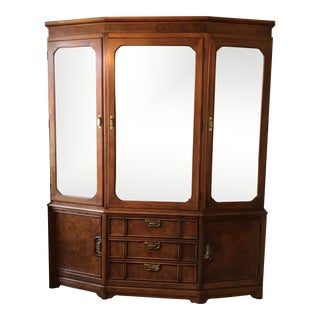 Thomasville Mystique Dining Room China Cabinet For Sale