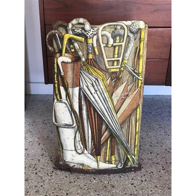 Piero Fornasetti Umbrella Stand For Sale - Image 10 of 10