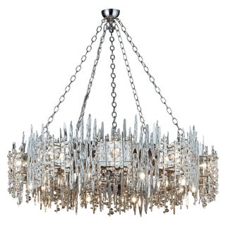 """Fingers"" Chandelier by Hans Harald Rath For Sale"