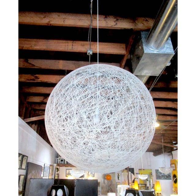 Spun Fiberglass Pendant by Bertjan Pot for Moooi - Image 2 of 6