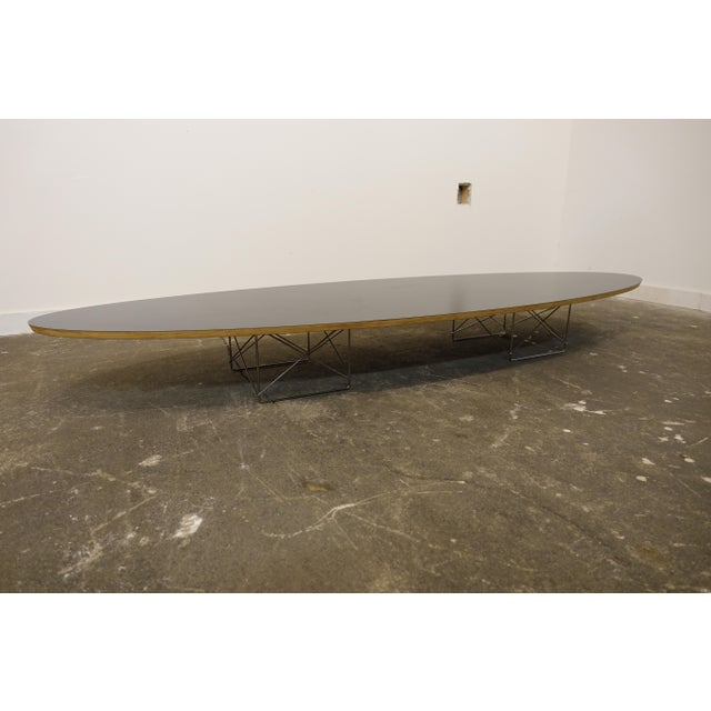 It might not have the age but it has the look! This new from Herman Miller Eames surfboard coffee table is in great...