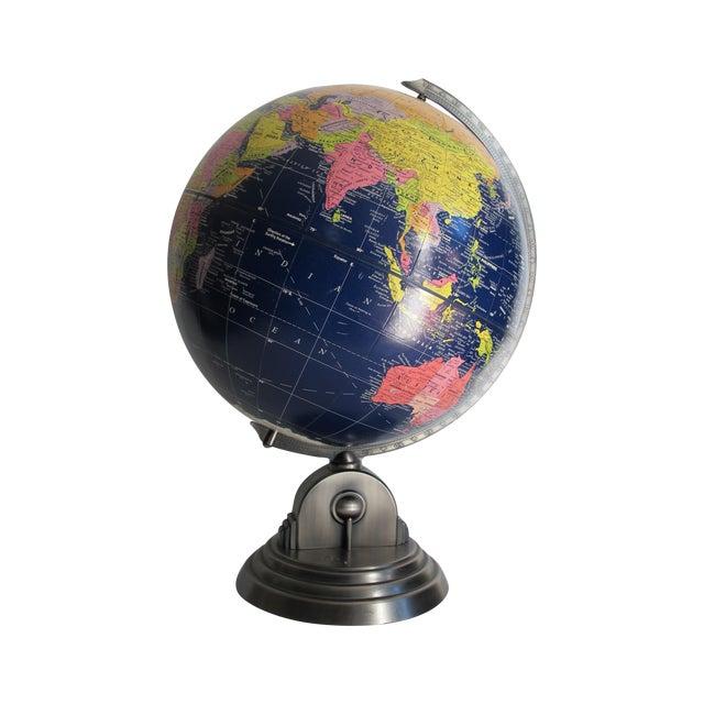 Vintage 1980s Desk Globe For Sale