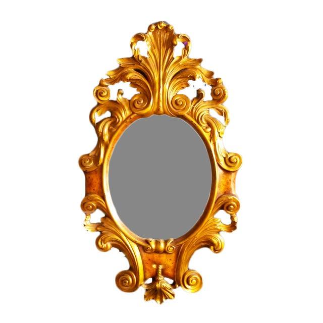 Vintage LaBarge Gilt Mirror - Image 1 of 3