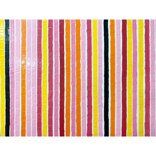 John O'Hara. Sardinia, Lp. Encaustic Paintings For Sale - Image 4 of 6