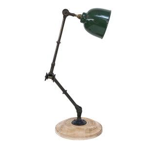 Edwardian Draftsman Lamp For Sale