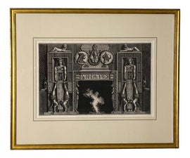 Image of Egyptian Revival Original Prints