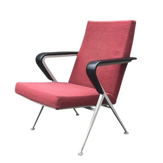 1960s Friso Kramer for Ahrend De Cirkel Repose Armchair For Sale
