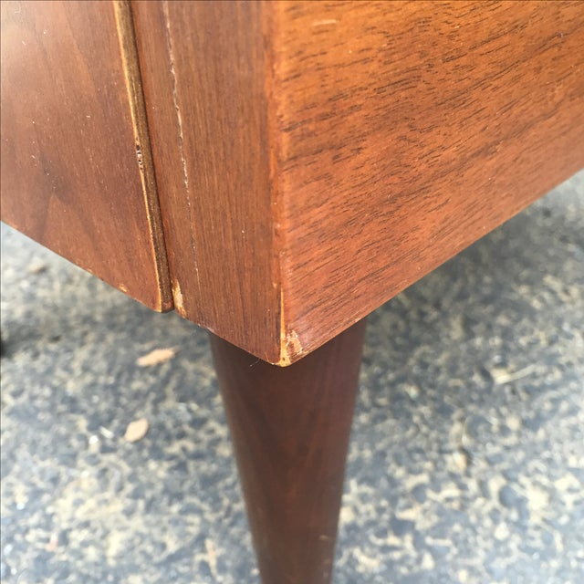 Mid-Century Modern Nightstands - A Pair - Image 9 of 10