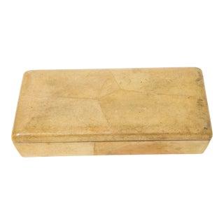 Aldo Tura, Small Parchment, Italy Circa 1950 For Sale