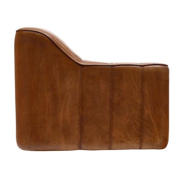 Brown Vintage Sofa by De Sede For Sale - Image 8 of 10