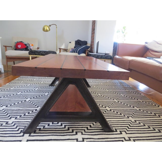 Richard Velloso for West Elm Coffee Table For Sale - Image 5 of 9