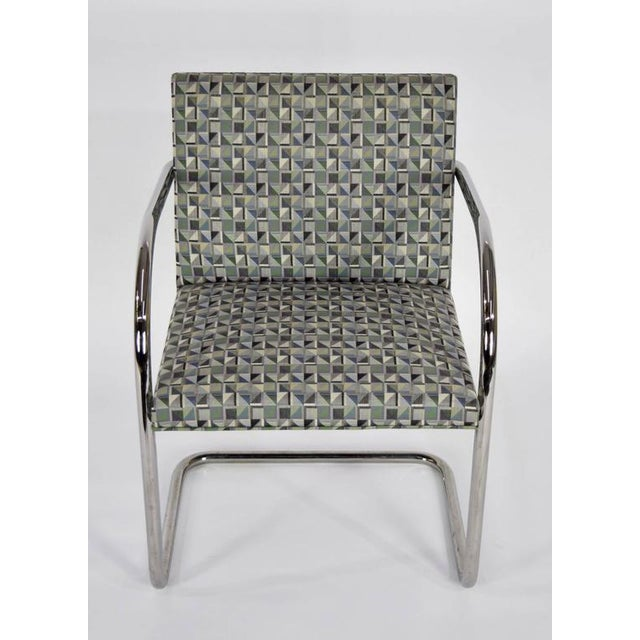 1990s Tubular Brno Chairs by Knoll - Set of 10 For Sale - Image 5 of 10