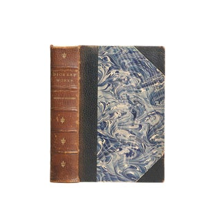 """""""Life & Adventures of Nicholas Nickleby"""" by Charles Dickens For Sale"""