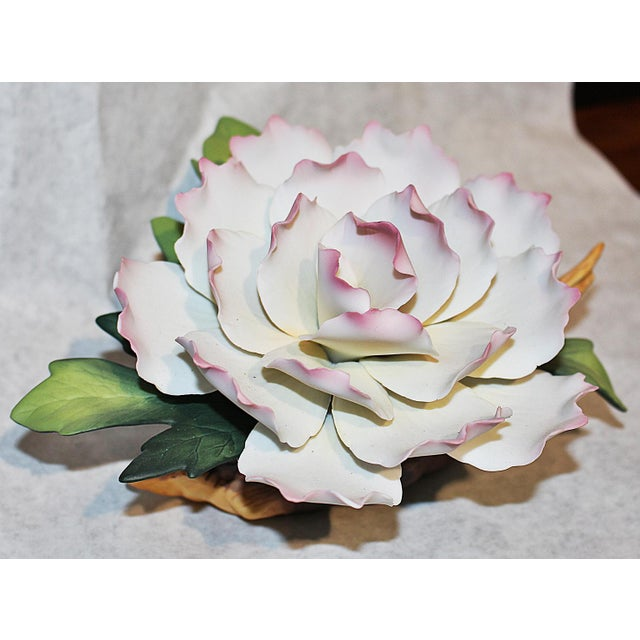 Andrea of Sadek Bisque-Porcelain Flower - Image 7 of 8