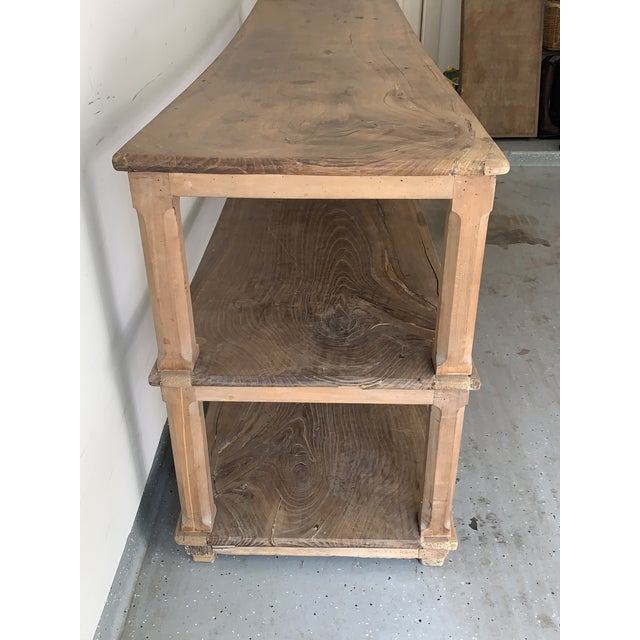 Late 19th Century French Draper Table For Sale - Image 9 of 12