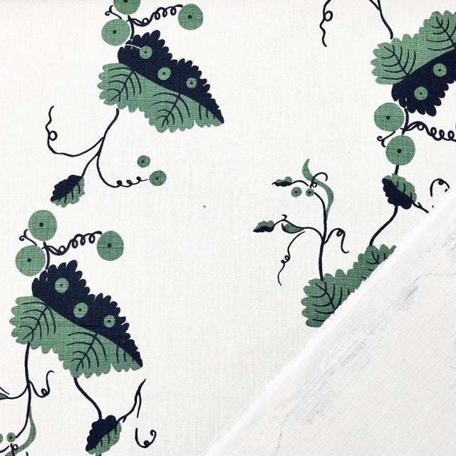 This listing is for a beautiful Nicholas Haslam designer fabric. Manufacturer: Nicholas Haslam Pattern: Greenbrier Style:...