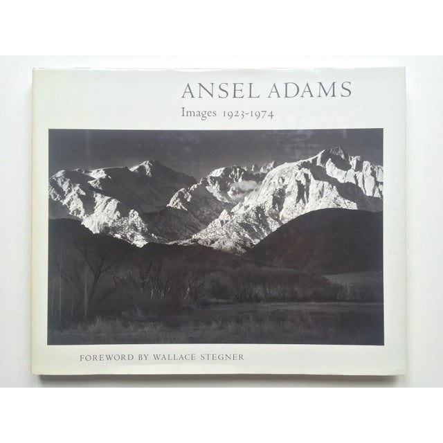 """"""" Ansel Adams Images """" Rare 1st Edition 1974 Oversized Monumental Slipcase Collector's Book For Sale - Image 13 of 13"""