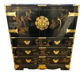 Image of Black Standard Dressers