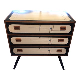 Danish Teak Chest of Drawers For Sale