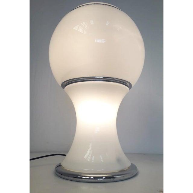 Fontana Arte Rare Mongolfiera Lamp by Fontana Arte For Sale - Image 4 of 7