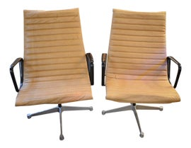 Image of Eames Swivel Chairs