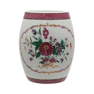 Late 18th Century Vintage Chinese Export Porcelain Handled Cup For Sale