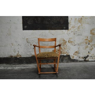 Swedish Art Moderne Rocking Chair Preview