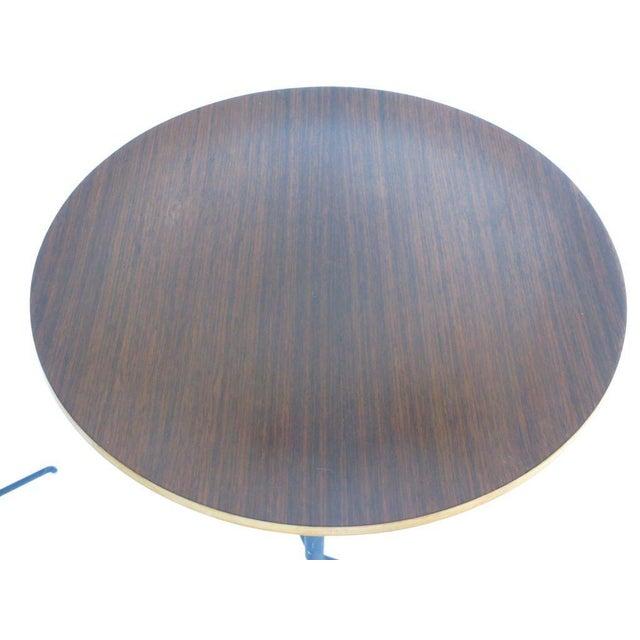 Mid-Century Modern 1950s Mid-Century Modern Osvaldo Borsani for Tecno Occasional Tables - a Pair For Sale - Image 3 of 9