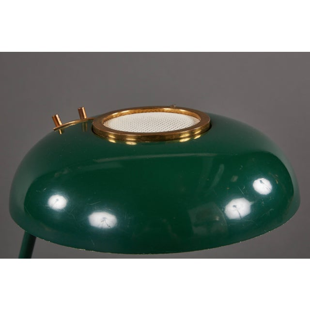 1950s Stunning Oscar Torlasco Table Lamp for Lumi For Sale - Image 5 of 11