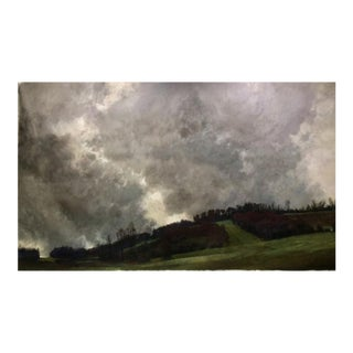 """""""April Hill"""" Original Oil on Canvas by Eric Forstmann For Sale"""