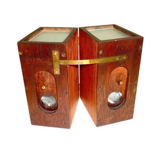 Vermeers Camera Obscura Circa 1920s For Sale