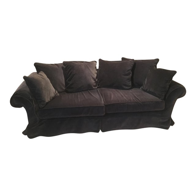 Pottery Barn Charleston Couch - Image 1 of 8