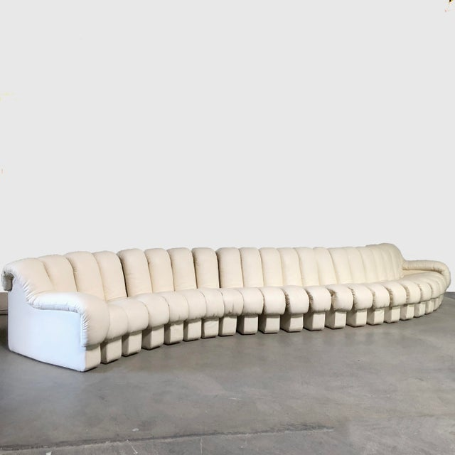 Contemporary De Sede Non Stop Sofa For Sale - Image 3 of 6