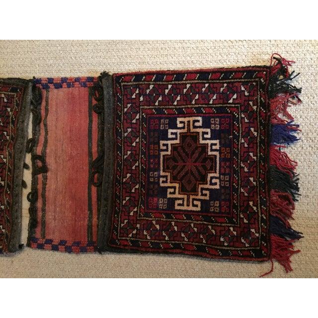 Qashqai Saddle Bag For Sale - Image 4 of 5