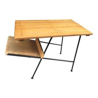 Mid-Century Modern Arthur Umanoff Side Table For Sale