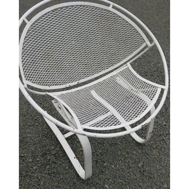 Salterini 1960s Vintage Salterini Radar Chairs- a Pair For Sale - Image 4 of 9
