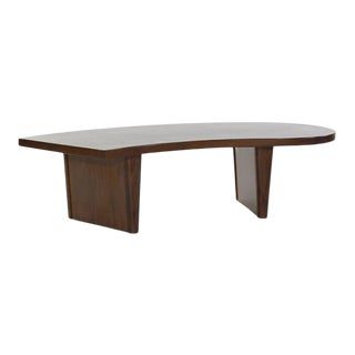 1960s Scandinavian Modern Teak Coffee Table, Denmark For Sale