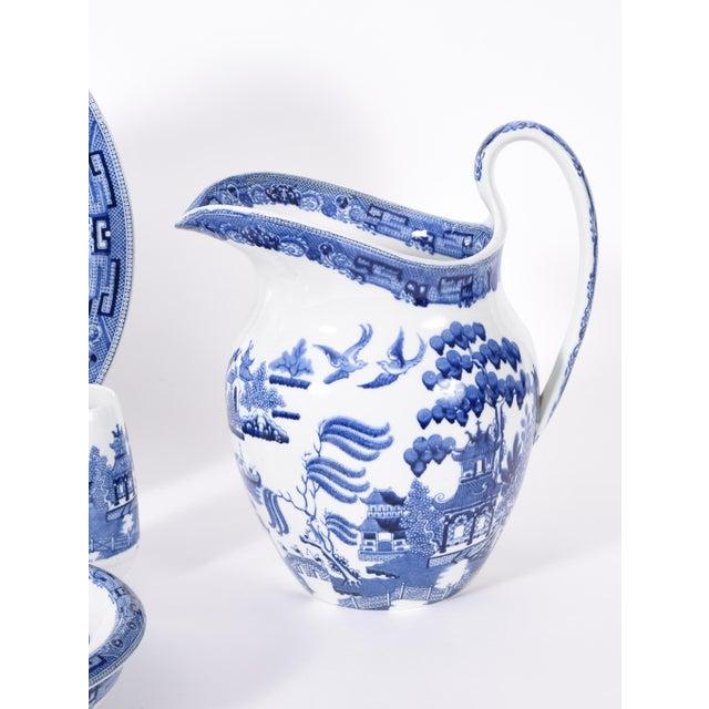 Wedgwood Wedgwood England Porcelain Dinnerware - 5 Piece Set For Sale - Image 4 of 12